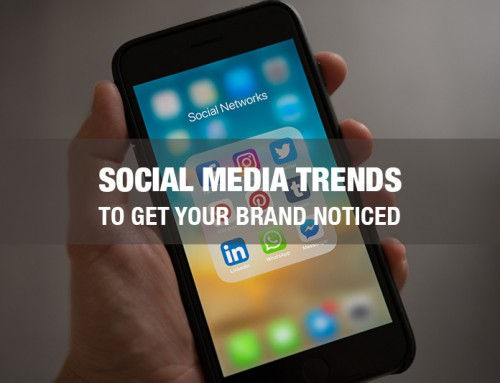 Social Media Trends to Get Your Brand Noticed
